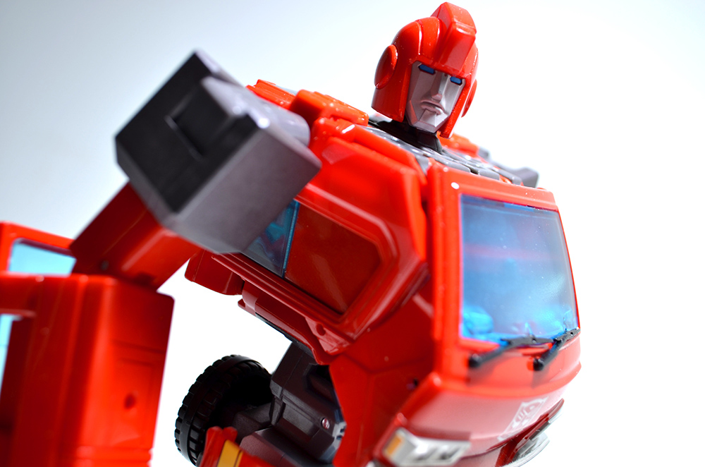MP-27 Ironhide